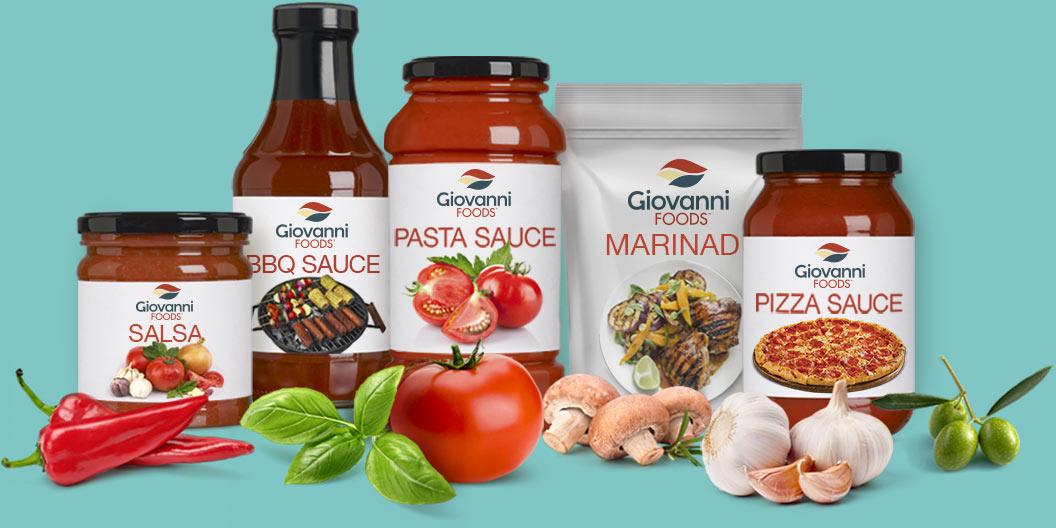 Giovanni Sauces